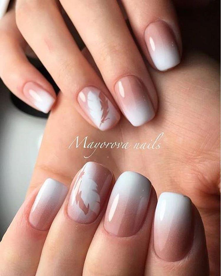#ногти #маникюр #nailart #nailswag | Nails in 2019 ...