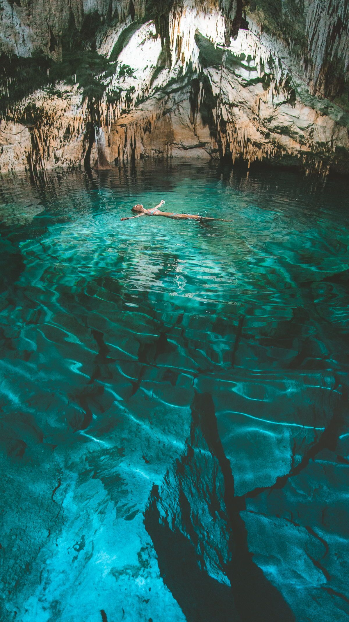 10 Best Cenotes To Visit In Yucatan Peninsula, Mexico #traveldestinations