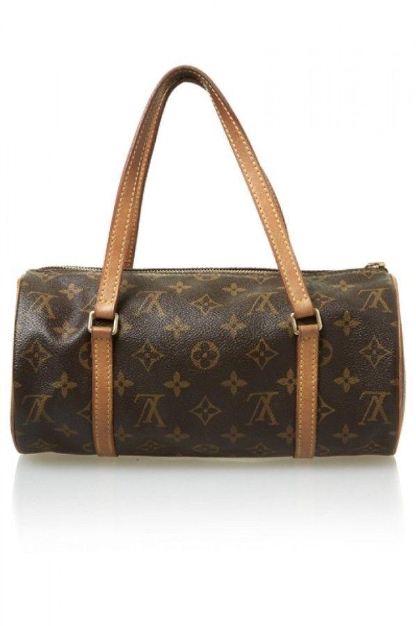 Louis Vuitton Papillon Monogram Bag