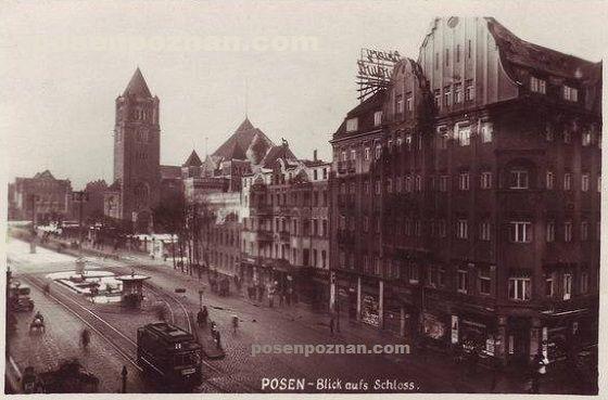 Posen Germany Poznan Poland Poznan Polska Poznan Poland Germany And Prussia