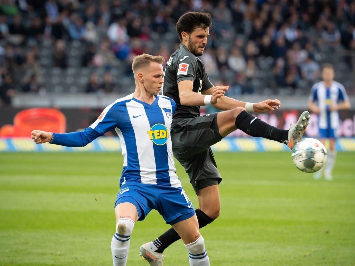 Sc Freiburg Vs Hertha Bsc Transmisión En Directo 16 06 2020 Tarjeta Roja Real Madrid Atletico Futbol En Vivo