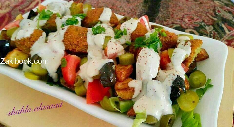لمحبي السلطات أفكار سلطات سهلة وجديدة زاكي Recipes Food Dishes Food