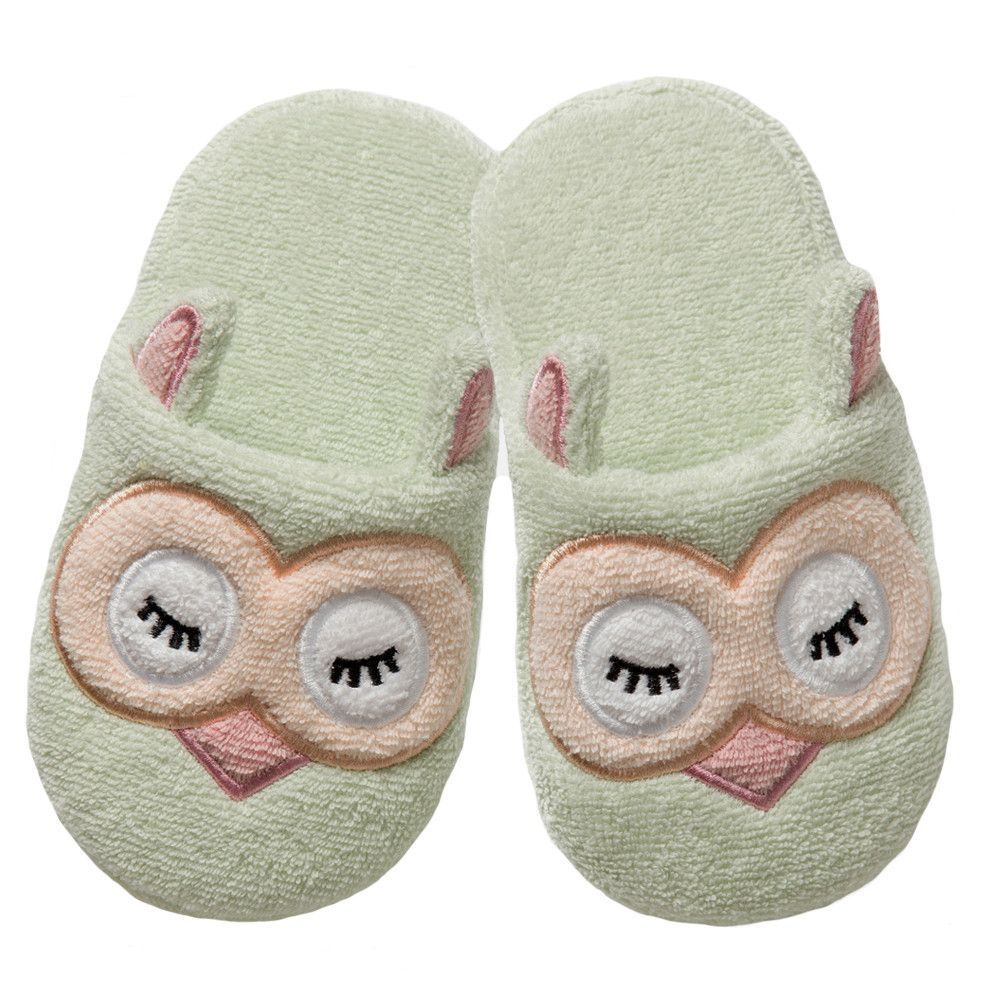Terry Slippers - Woodland Collection