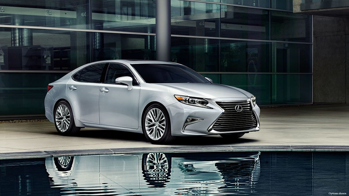 2016 Lexus ES Review Specs and Release Date os