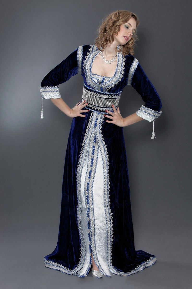 08f39fadd71 Nouveau Collection Kaftan (Caftans) Marocains 2013 - 2014