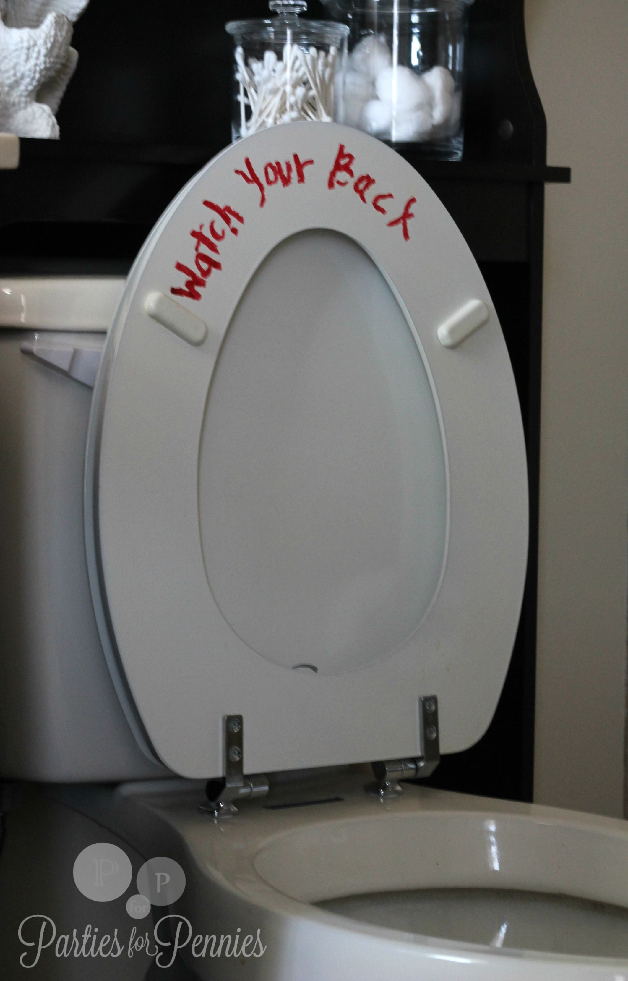 easy home toilet seat. Home  Toilet SeatsHalloween Messages and Halloween parties