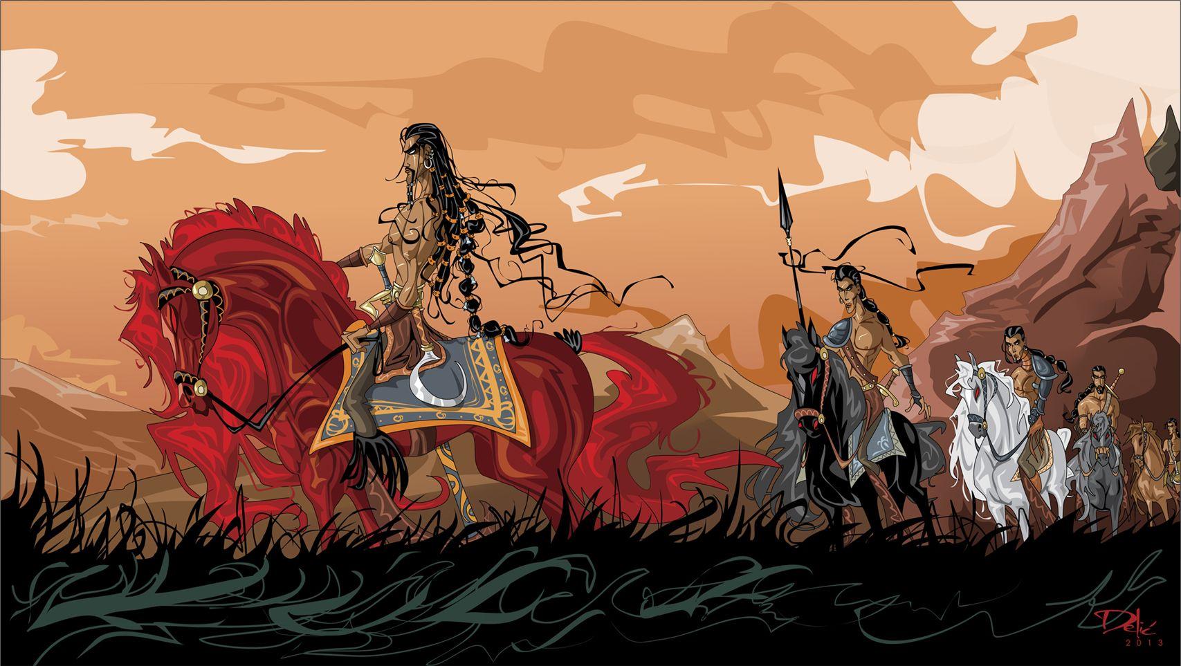Khal Drogo By Dejan Delic Das Lied Von Eis Und Feuer Heroic Fantasy Lied