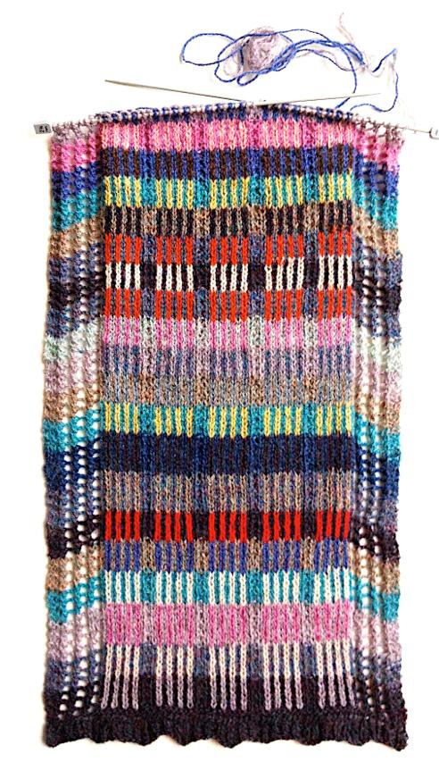 knit/lab/colorwork swatches | Strickchic | Pinterest