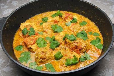 ChocoLanas matblogg: Ramsay's kylling curry