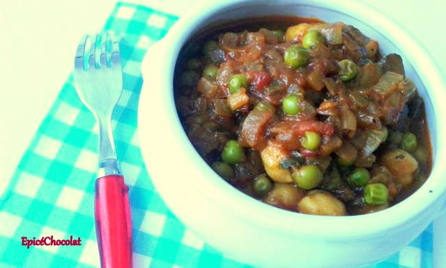 Photo of SMALL PEAS AND CHICK PEAS