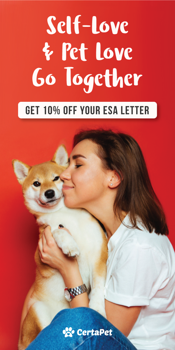 Get 10 off your ESA Letter with this special discount