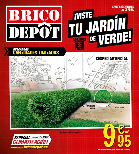 catálogo brico depot mayo 2017 - tendenzias | ceramica