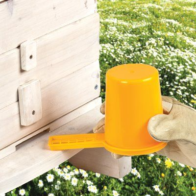 Ware Manufacturing Entry Feeder for Bee Hives