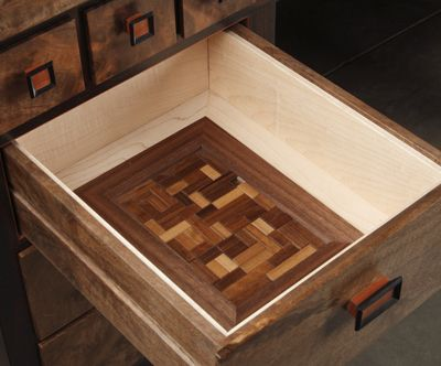 Pipe Organ Desk
