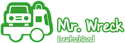 Kostenlose Autoentsorgung mit Abholung  Mr-Wreck.de