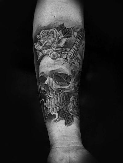 John Perez Best Portrait And Realism Black And Grey Tattoo Artist