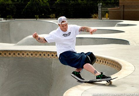 Jeff Grosso With Images Old School Skateboards Skateboard