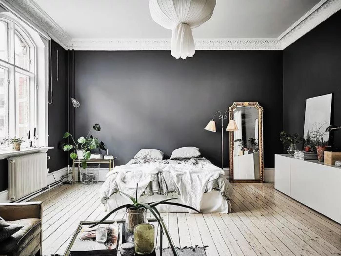 43++ Grey wall room decor ideas