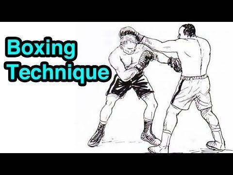 Boxing Technique Jab Slip Counter Right Hand Youtube Boxing Techniques Martial Arts Boxing Martial Arts