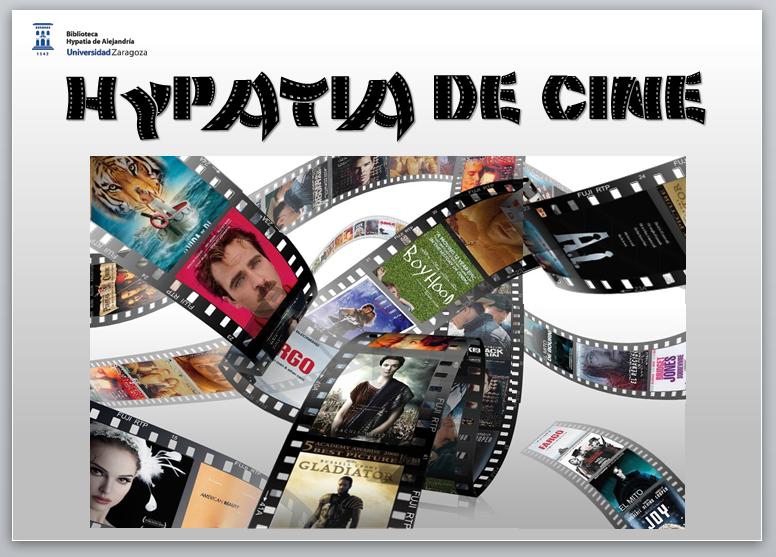 Cartel Hypatia de Cine