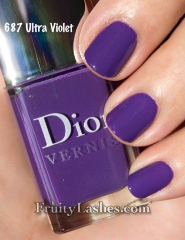 Dior: Ultra Violet