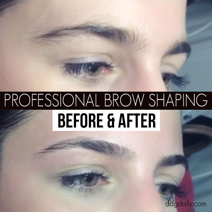 Brow Theory Why You Should Get Your Eyebrows Professionally Shaped