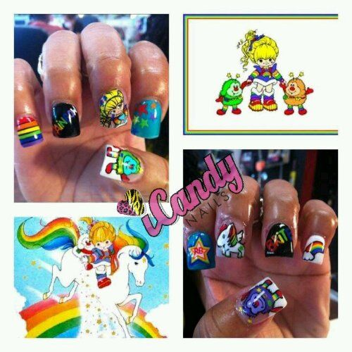 I love Rainbow Brite!!!