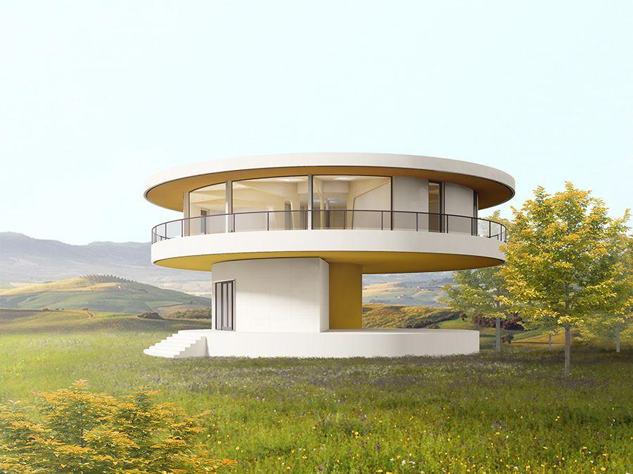 SunHouse 360º casa circular