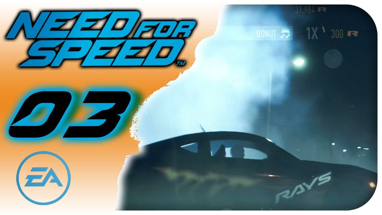 Need for Speed #03 - Das erste Drift Rennen - Let's Play Need for Speed