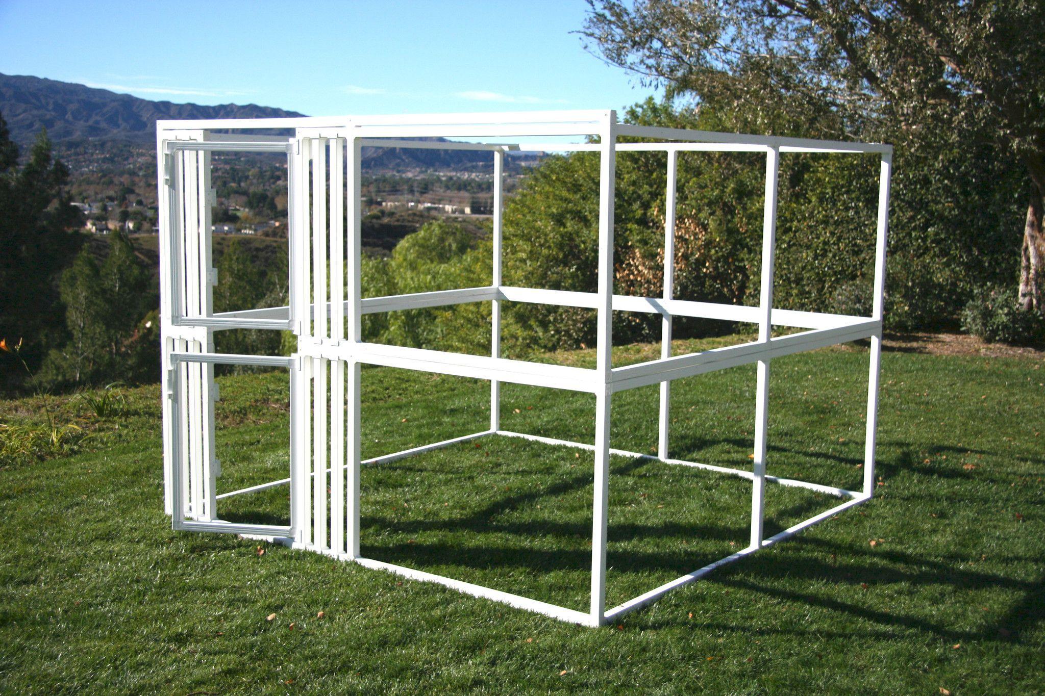 Garden Enclosure Kits / 6x8x8