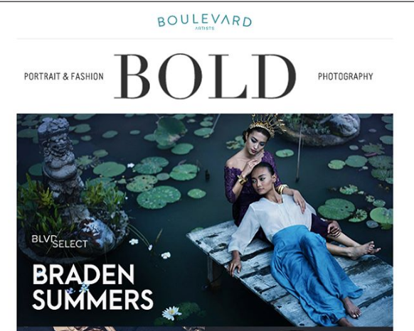 Boulevard Artists provide experience and professions