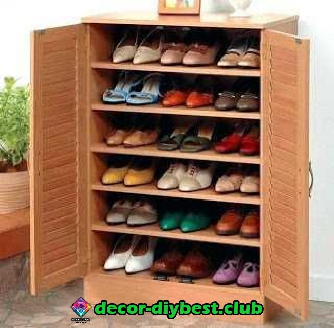 40 Inspiration Design Shoes Rack With Images Space Saving