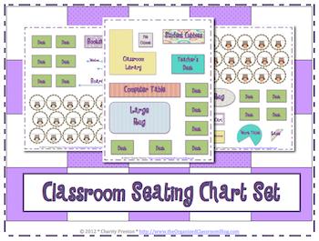 whooooo do you seat and where owl owl theme classroom and chart