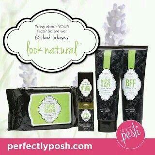 Look natural with posh www.perfectlyposh.com/poshbyashleym