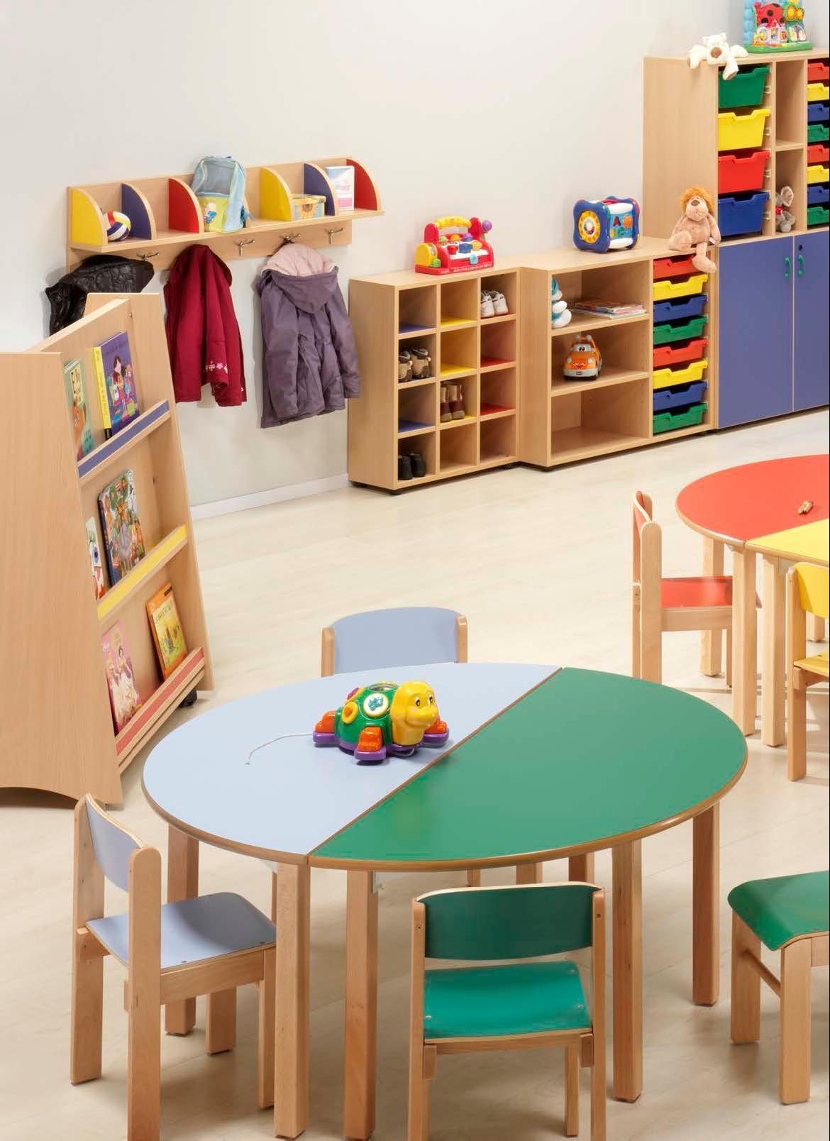 Mobiliario escolar para guarder as y jard n infantil mobiliario escolar pinterest school - Mobiliario para jardin ...