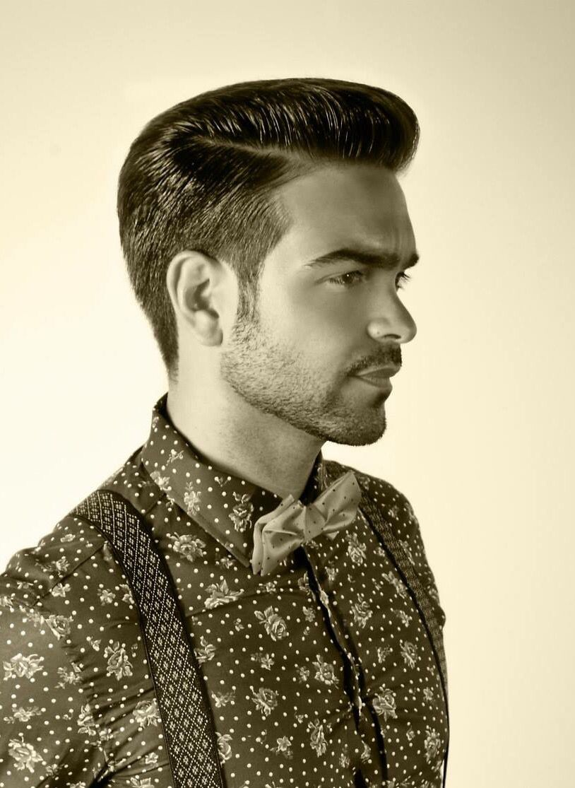 Men haircut back view tagliomaschile manscut classiccut modauomo barber