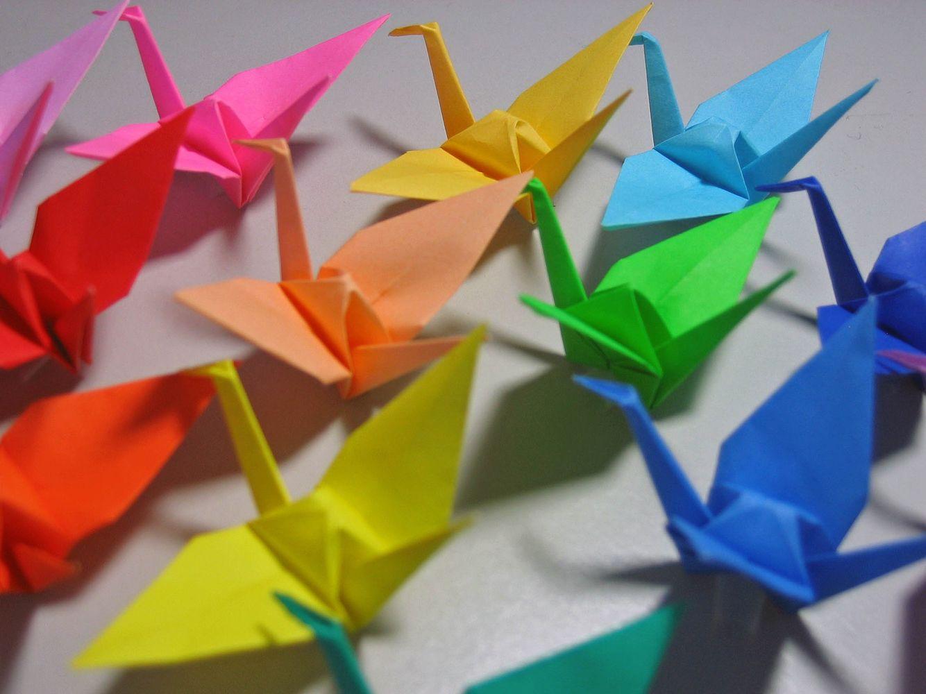Participa en el taller 'Creatividad con papel: papiroflexia' en La Dehesa de Madrid, una actividad que pertenece al ciclo 'Reutilizando materiales'  Ven mañana a las 11h! Es Gratis y para niños de todas las edades!!!!  bit.ly/1SjwLmi