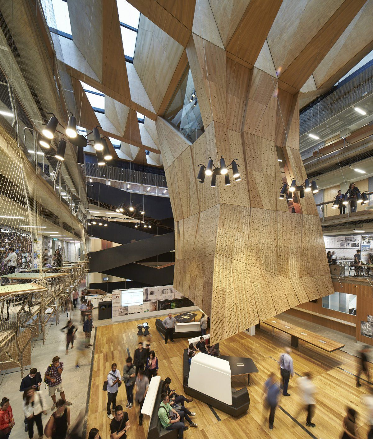 15 Of The Most Beautiful Schools Around The World. University Of MelbourneInterior  ArchitectureInterior ...