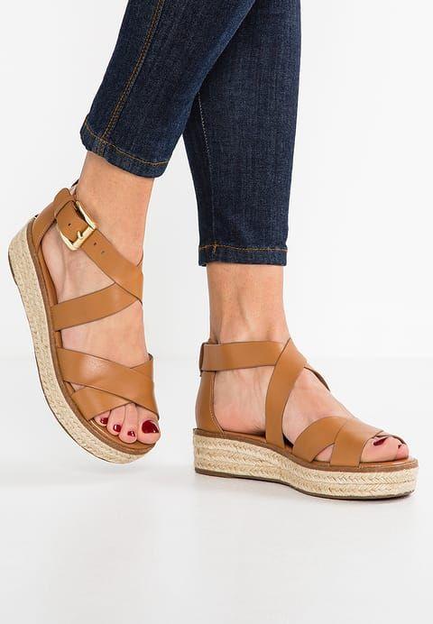 Con Acorn Mujer Kors Plataforma Michael Darby Sandalias Zapatos yNnOw80mv