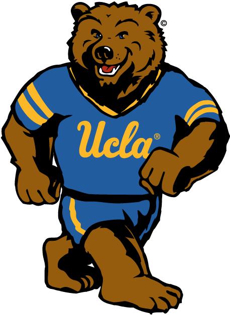 Ucla Bruins Mascot Logo Ucla Bruins Ucla Mascot