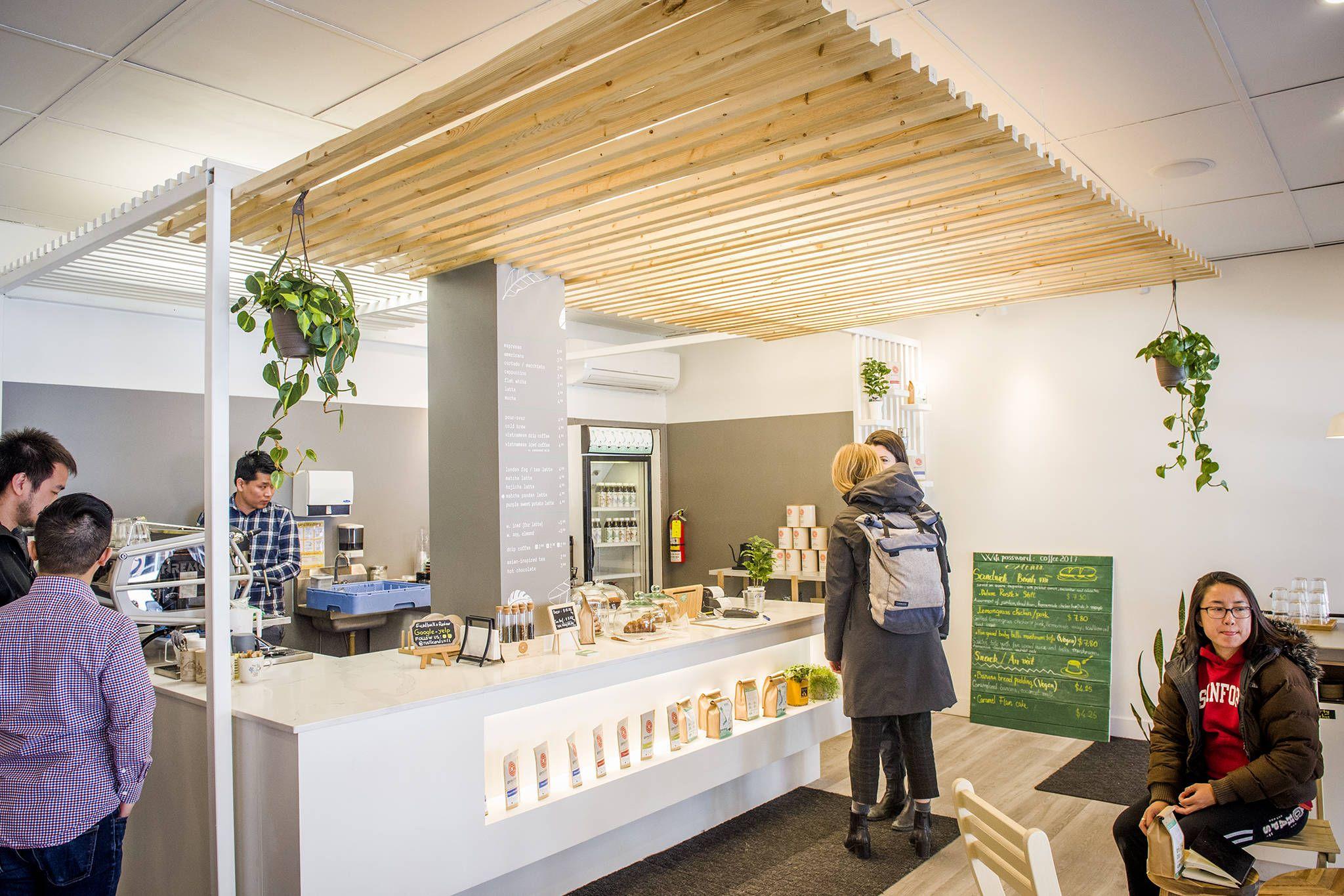 Rustle & Still in Toronto News cafe, Best restaurants in