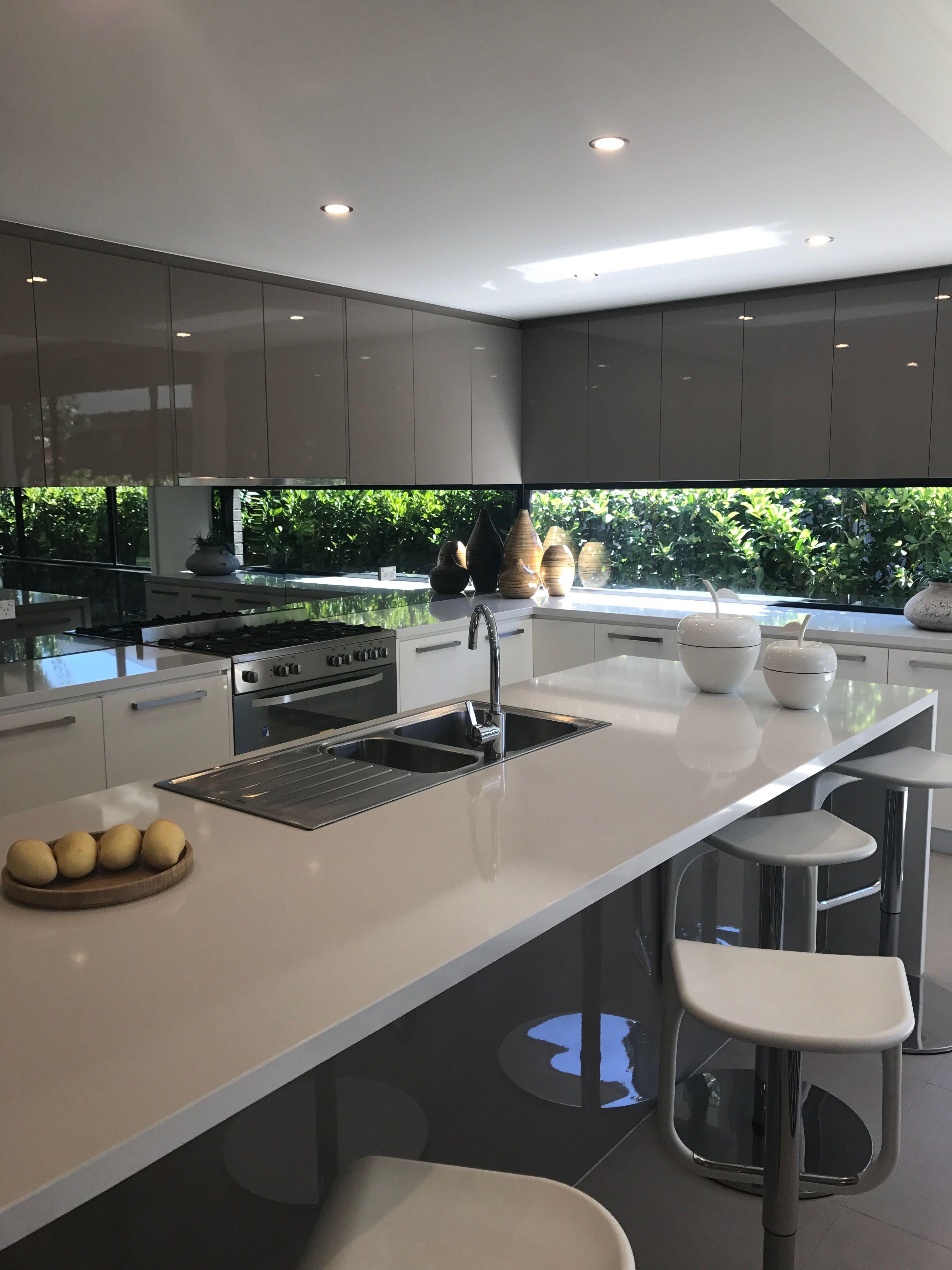 Fenetre  Cocinas de casa, Diseño cocinas modernas, Cocinas modernas