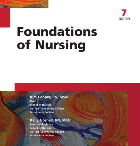 Foundations Of Nursing 7th Edition Pdf Free Download Foundation Book Nursing Books Fundamentals Of Nursing