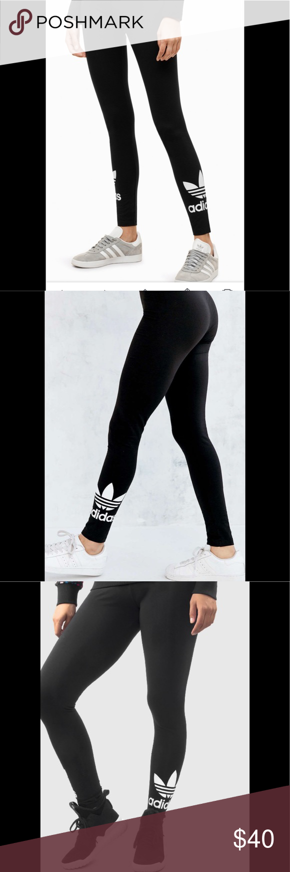 ????Adidas Trefoil Leggings???? Authentic Brand new with tag