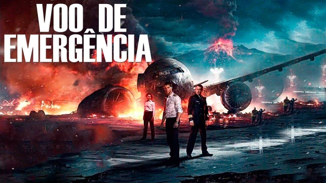 Voo 243 Pouso De Emergencia Filme Completo Dublado Com