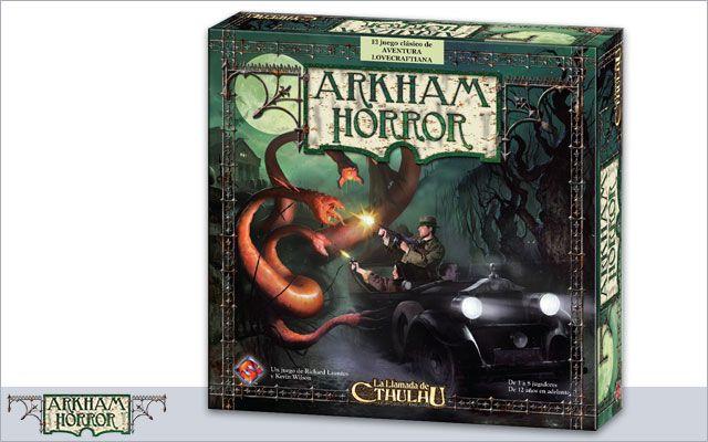 Arkham Horror - Caja Básica