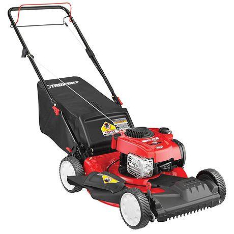 Self Propelled Mower The Tb200 Self Propelled Mower By Troy Bilt Push Lawn Mower Gas Lawn Mower Lawn Mower