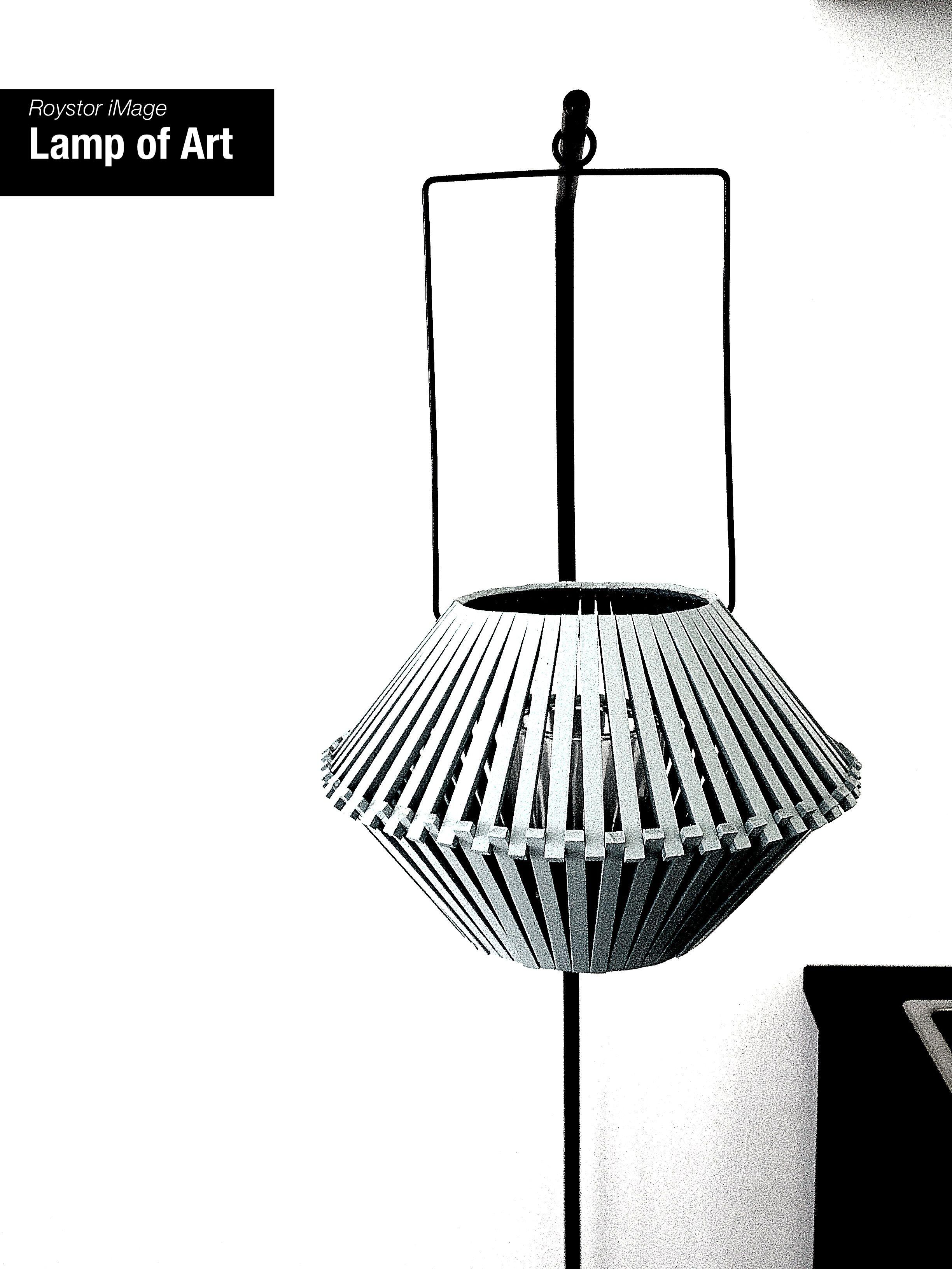 Lamp of Art