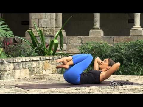 yogi nora's low ab exercise for strength and endurance