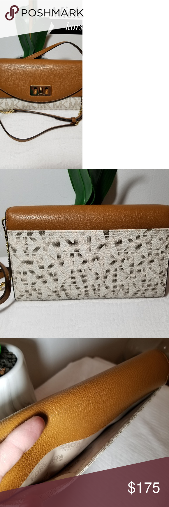 04ed7849bf7b02 Michael kors karson travel wallet clutch, crossbod Michael kors karson  travel wallet clutch crossbody.
